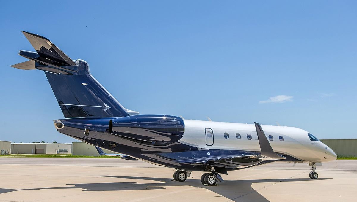 Embraer Vende 1.000 Jets Privados Legacy 500