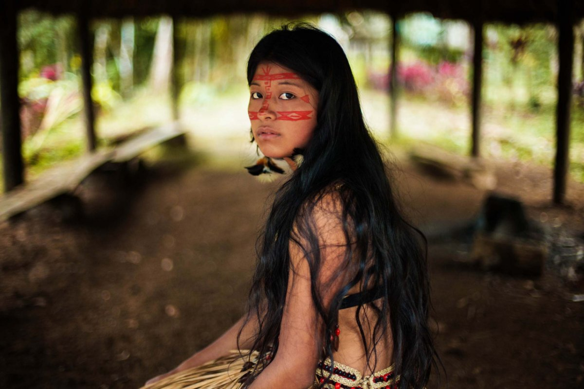 Conoce A Mihaela Noroc, La Fotógrafa Que Se Dedica A Retratar Mujeres De Todos Los Países Del Mundo