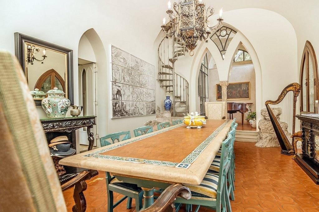 Torre di Civita: Esta Hermosa Propiedad Medieval En Italia Pueder Ser Tuya Por €45 Millones