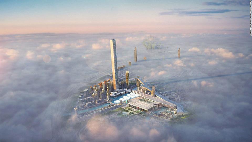 Los 10 megaproyectos arquitectónicos más impresionantes del planeta