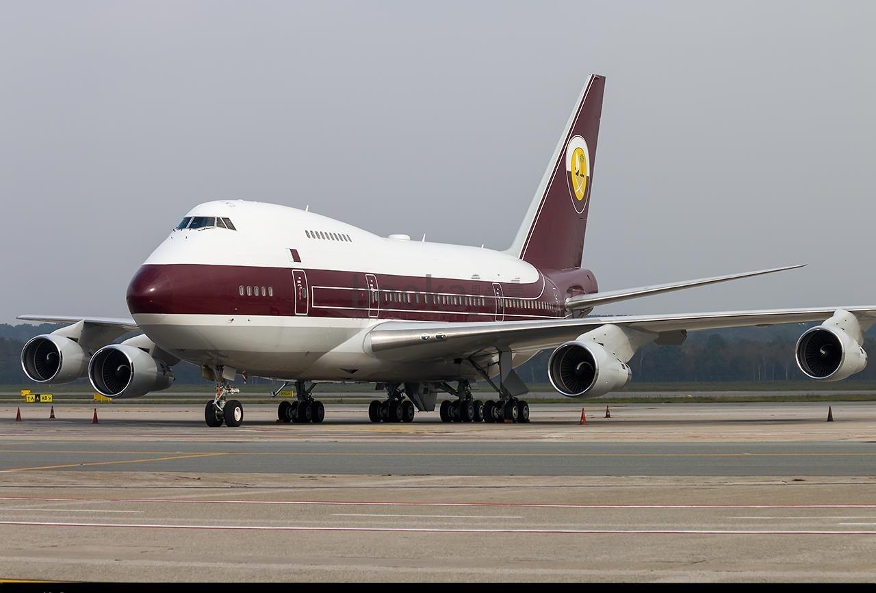 jet privado de la familia real de Qatar-3-min