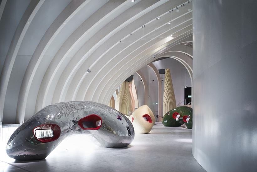 Exclusivo parque temático en la ciudad de Burdeos, Francia para los amantes del vino