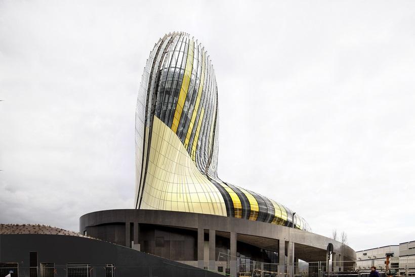 La Cité du Vin: Un exclusivo parque temático en la ciudad de Burdeos, Francia para los amantes del vino