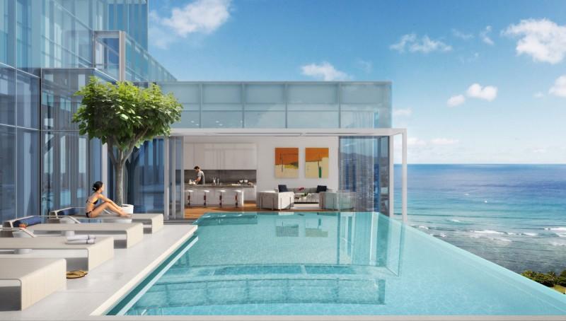 Este Penthouse De $36 Millones Será El Más Caro En La Historia de Hawái