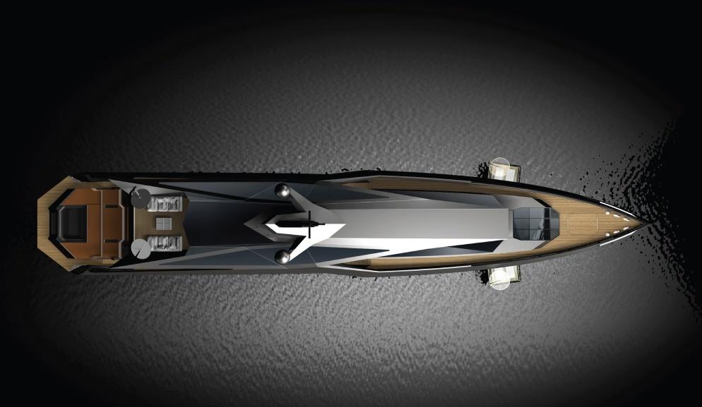 Stella: Un Superyate De 50 Metros, El Nuevo Concepto De Red Yatch Design