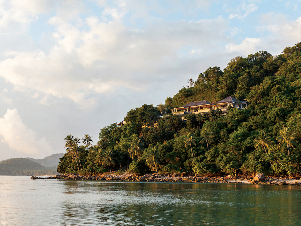 Laem Sor Villa, Un Santuario Privado Tailandés Que Puede Ser Tuyo Por $5.5 Millones