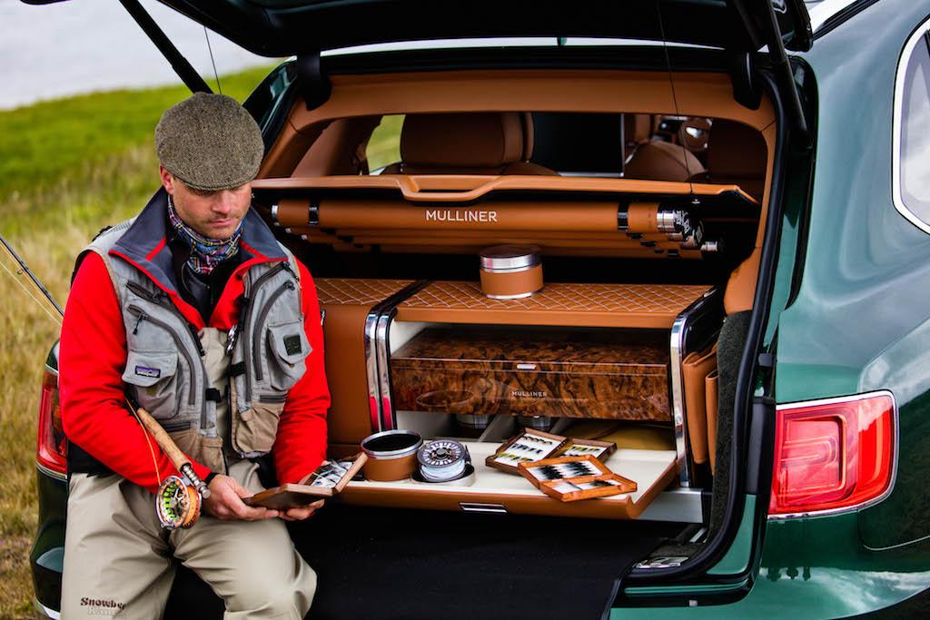 Bentley Bentayga Fly Fishing De Mulliner: Para Los Amantes De La Pesca