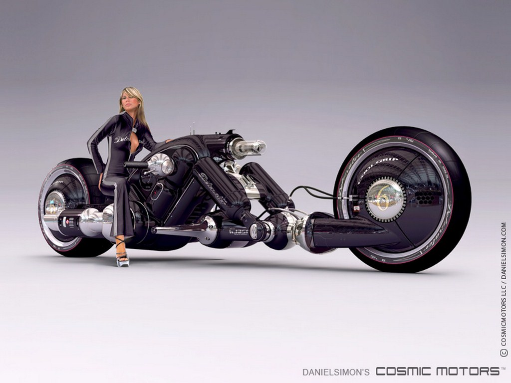 DETONATOR: Mega Excepcional Motocicleta Eléctrica ¡Legal Para Carreteras!