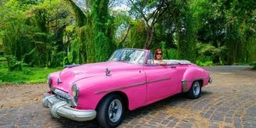 Habana, Cuba Con Anna Lysakowska