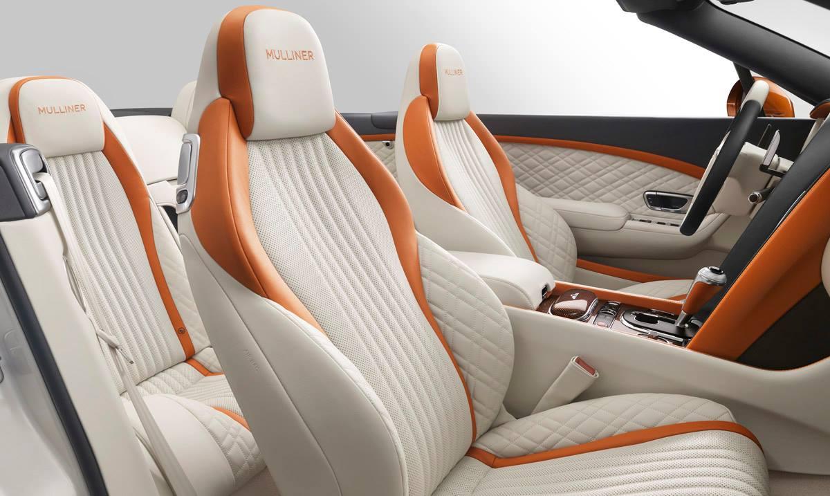 Bentley Continental Orange Flame: Un Mega Espectacular Vehículo Por Mulliner
