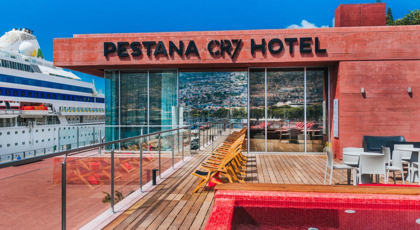 El Primer Hotel De Cristiano Ronaldo Abrió Sus Puertas En Portugal