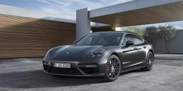 Porsche Reveló El Nuevo Panamera 2017: Más Elegante, Más Rápido