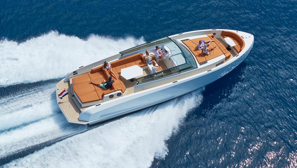 VQ48: Vanquish Yachts Presenta Su Primer Yate Súper Deportivo