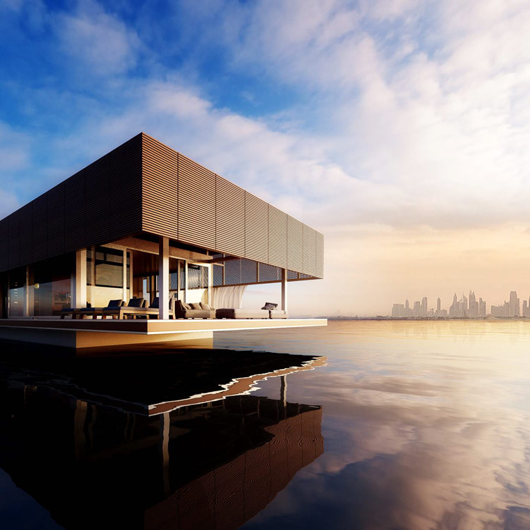 Waterlovt Houseboat: La Casa Flotante Que Siempres Has Soñado