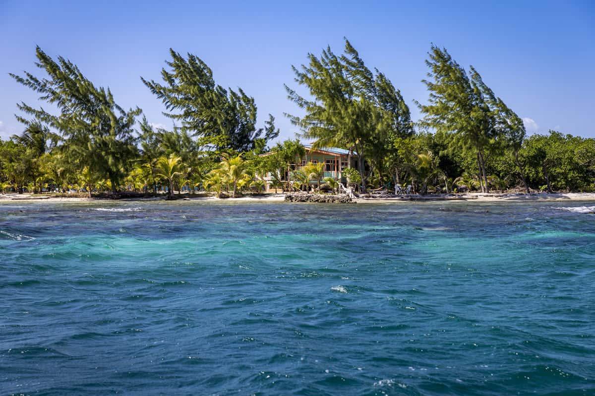 Coral Caye en Belice