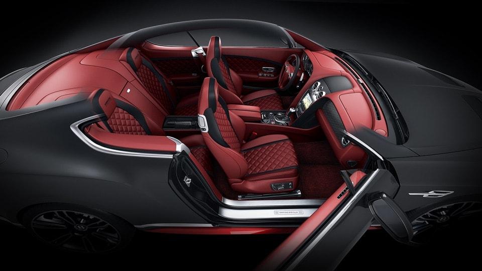 Bentley Mulsanne Black Speed: Una Nueva Edición Limitada Por Mulliner