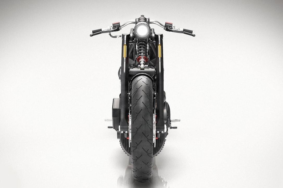 Motocicleta de Confederate Motors.