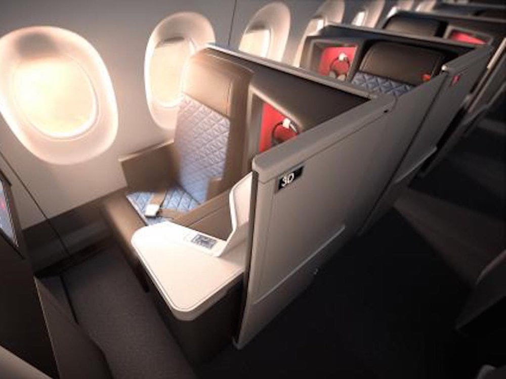 Delta One Suites, Cambios Sin Precedentes Para La Clase Business