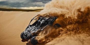 Can-Am Maverick X3 X DS: El Auto Deportivo Que Todos Querrán Tener En Este 2017