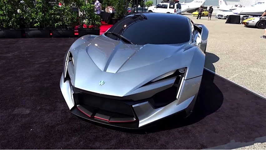 ¡Bestial FENYR SuperSport De W Motors!
