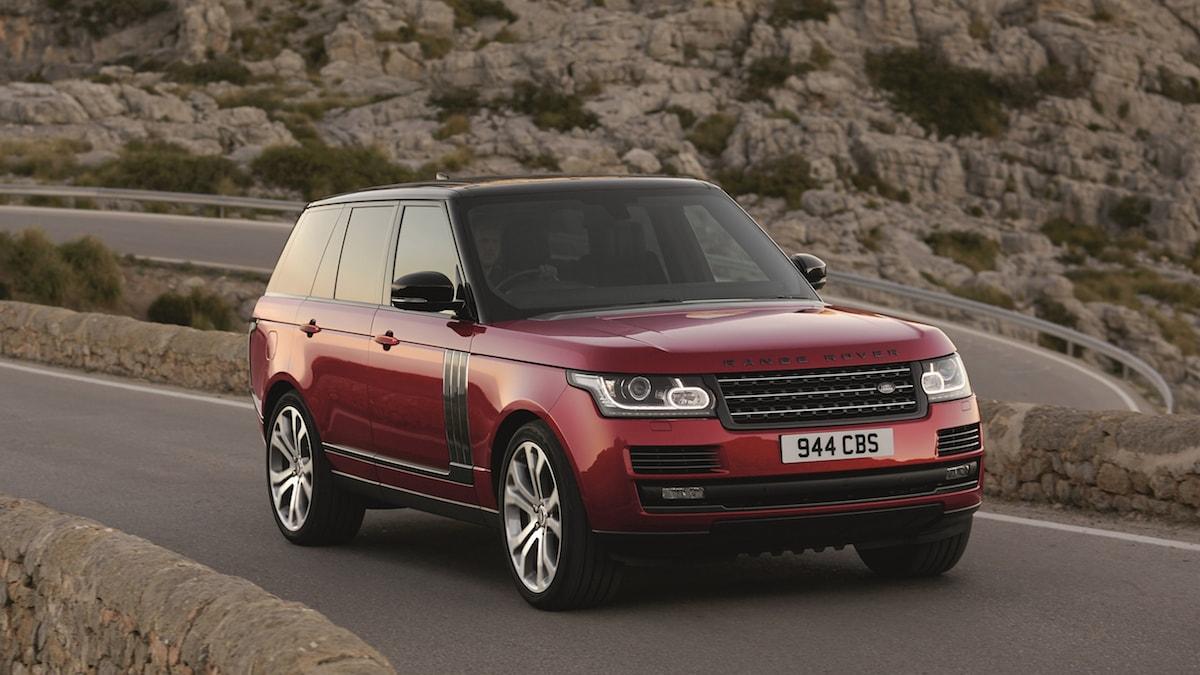 Esta Range Rover SVAutobiography Será La Edición Más Dinámica Del Fabricante Hasta Ahora