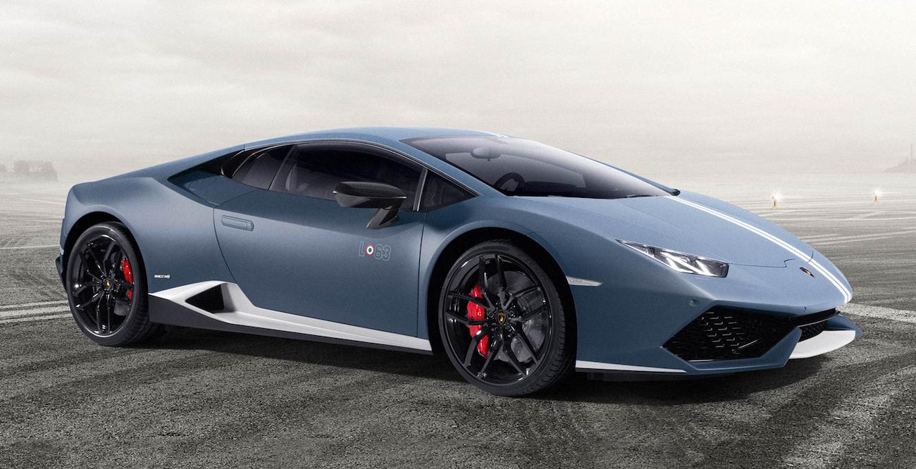 Lamborghini Huracán LP610-4 AVIO: Listo Para Ser Su Despegue