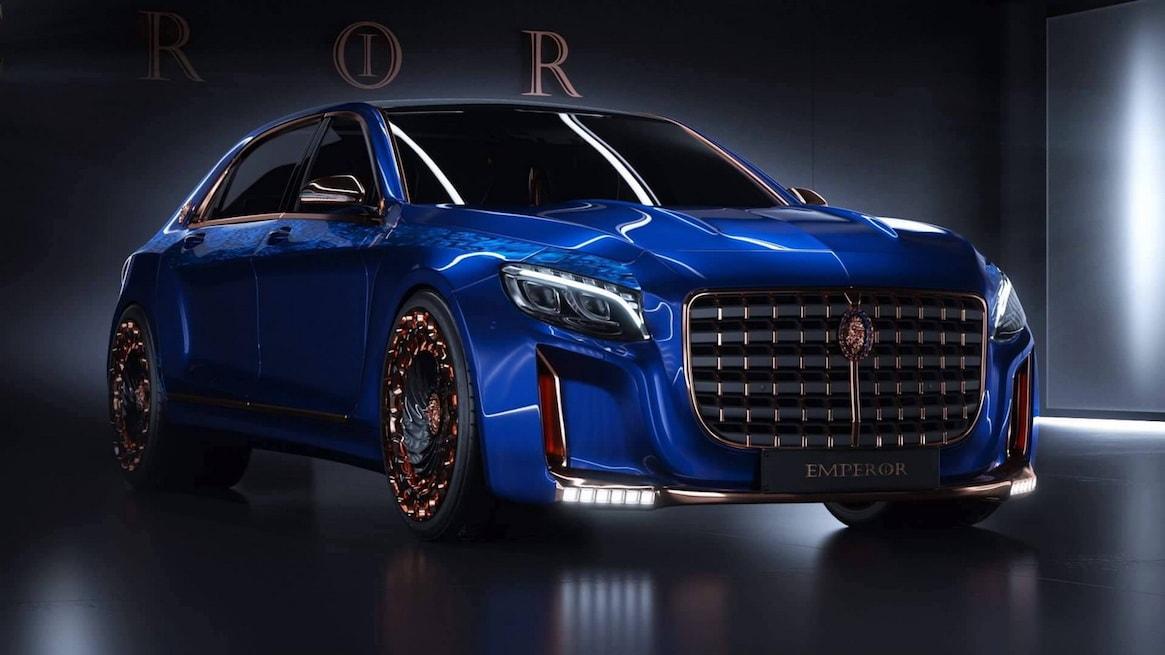 Emperor One 2016: Por $1.5 Millones Puedes Comprar Este Mercedes Maybach Personalizado Por Scaldarsi Motors