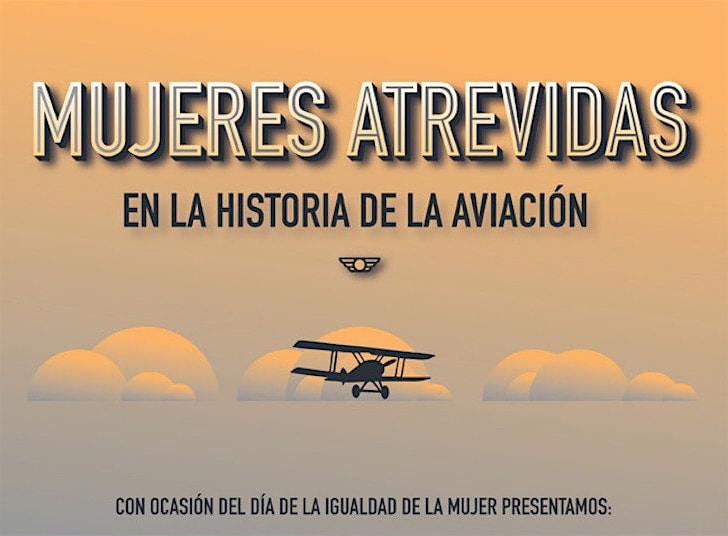Las Mujeres Más Atrevidas En La Historia De La Aviación