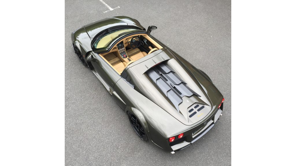 El Increíble Noble M600 Speedster Saldría A La Carretera A Un Precio De $293.000