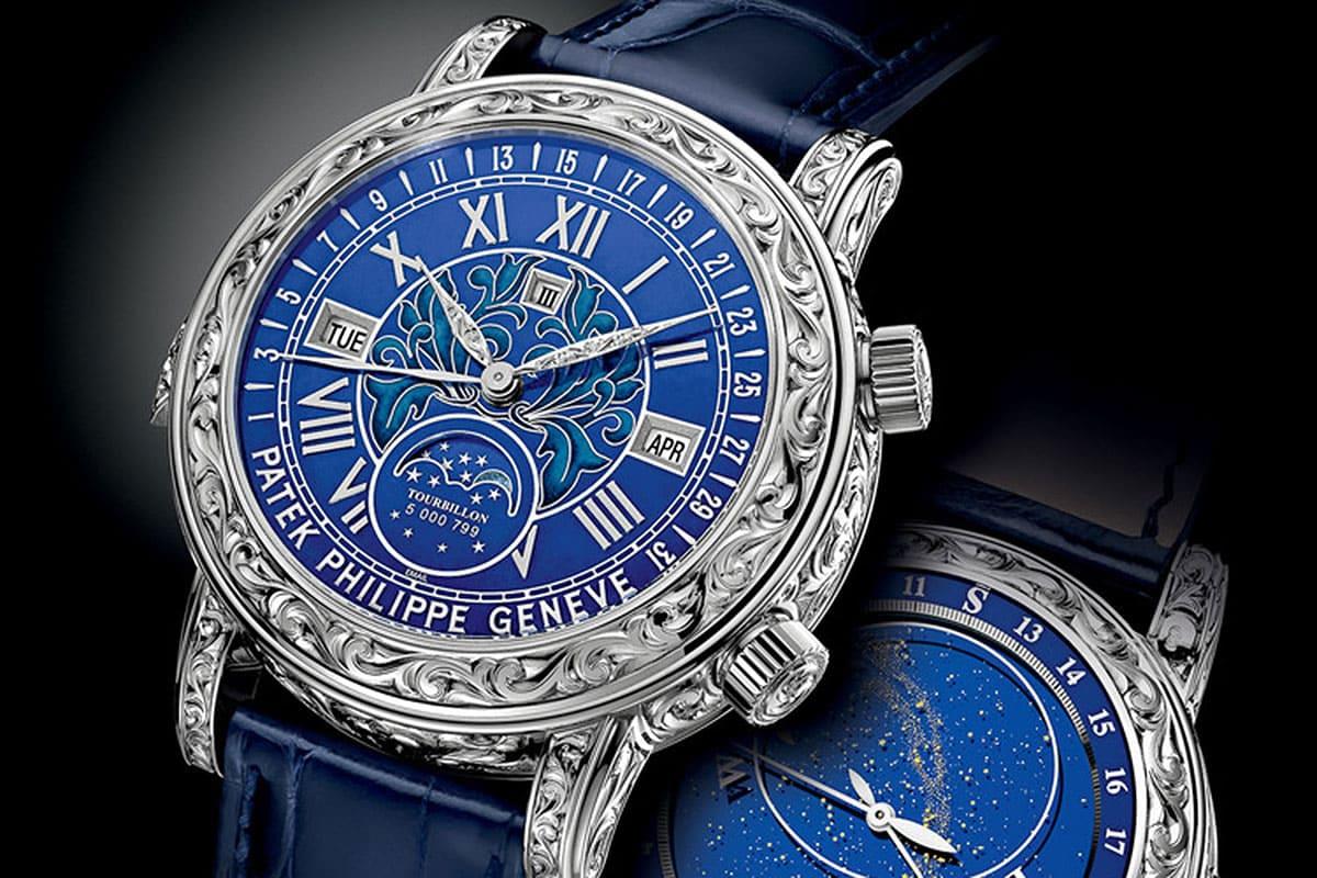 4ea485f3af47 Aquí te presentamos tres de los relojes más exclusivos jamás creados