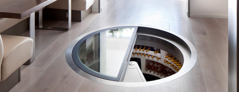 Spiral Cellar: Increíble Bodega de Vinos Subterránea