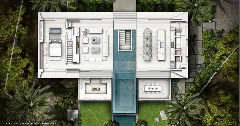 Esta Espectacular Villa En Vista Alegre, Ibiza Con Diseño Moderno Puede Ser Tuya Por Solo €3,5 Millones