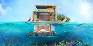 Estas Son Las Casas Flotantes Más Increíbles Del Mundo
