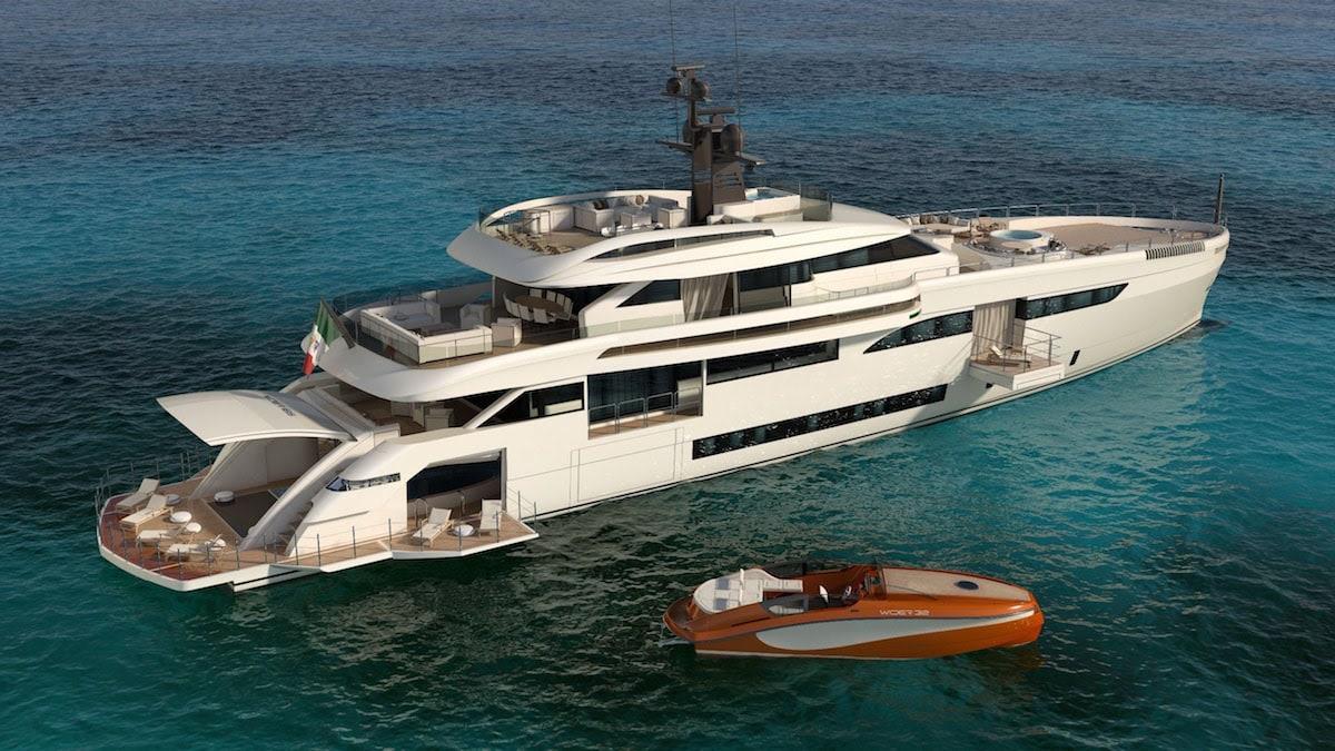WIDER 165: Nuevo Mega Yate De Wider Yachts