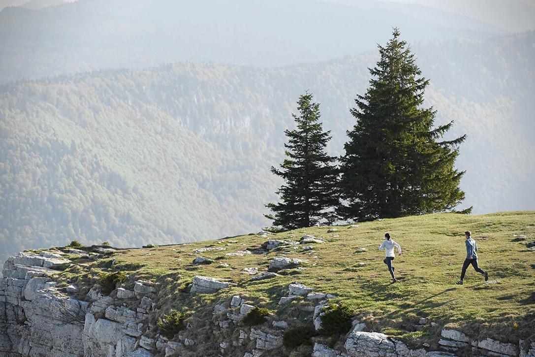Con las Cloudventure de On Running, correr se convertirá en una experiencia única