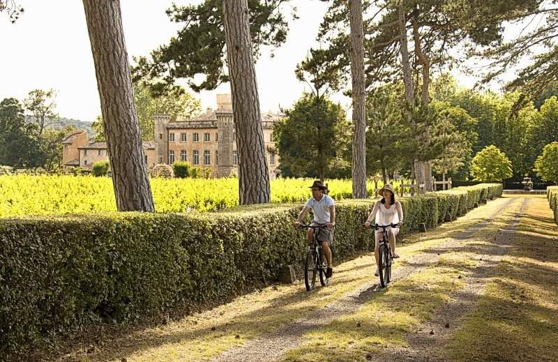 Aquí está tu oportunidad de alquilar un auténtico castillo francés