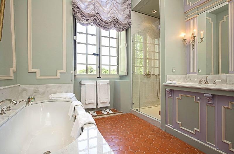 Baños en Chateau d'Aix - Aix en Provence