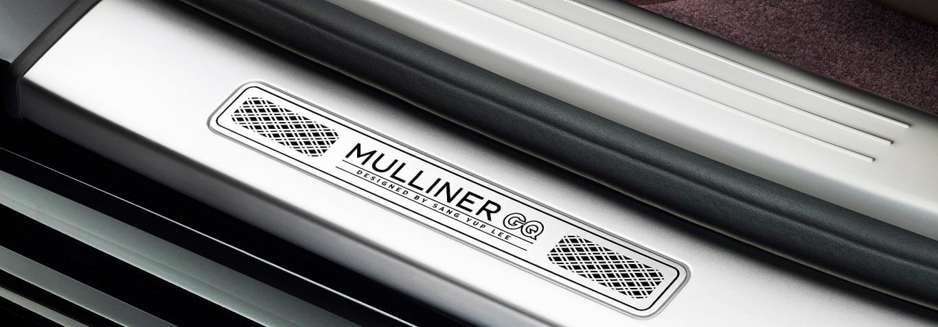 "Bentley Mulliner ""GQ Korea Flying"" Spur 2016"