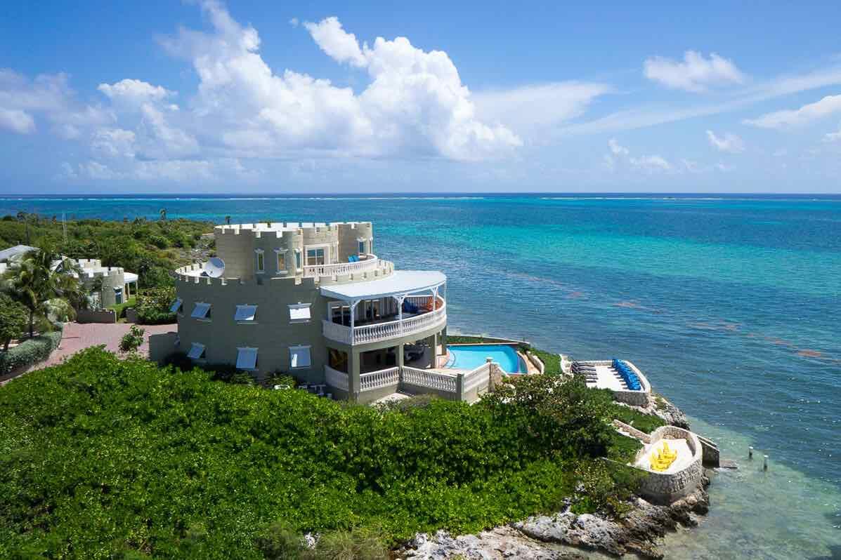 Castillo Caimán: un paraíso en el Caribe