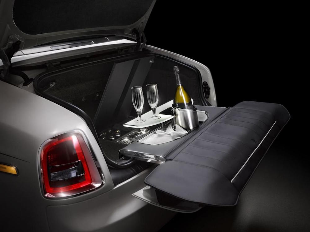 Rolls-Royce diseña la cesta de picnic más lujosa del mundo
