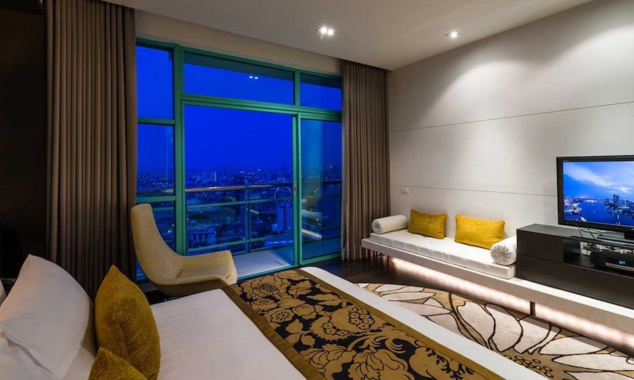 Chatrium Hotel Riverside Bangkok, Tailandia