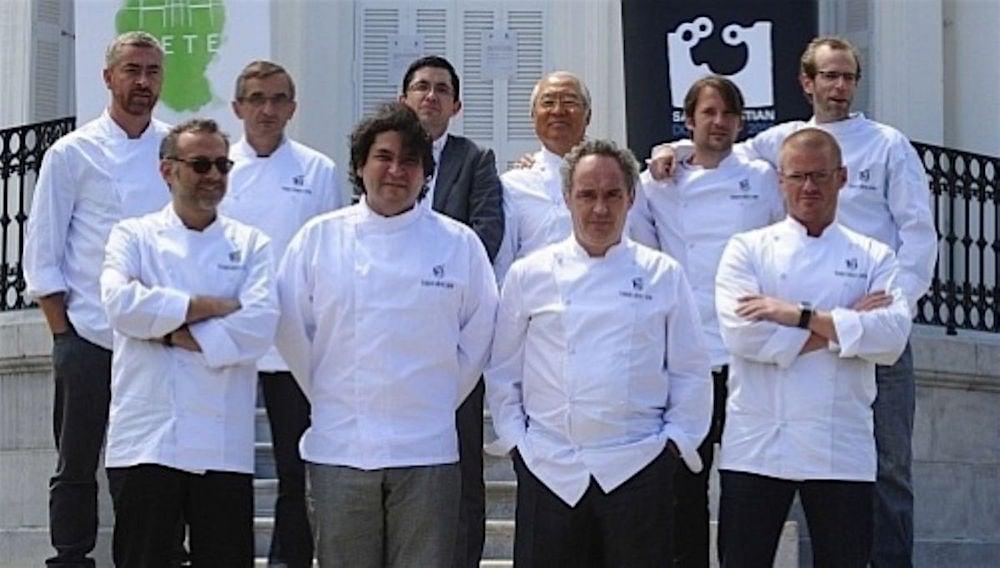 Los Chefs más influyentes del mundo. TOP 6