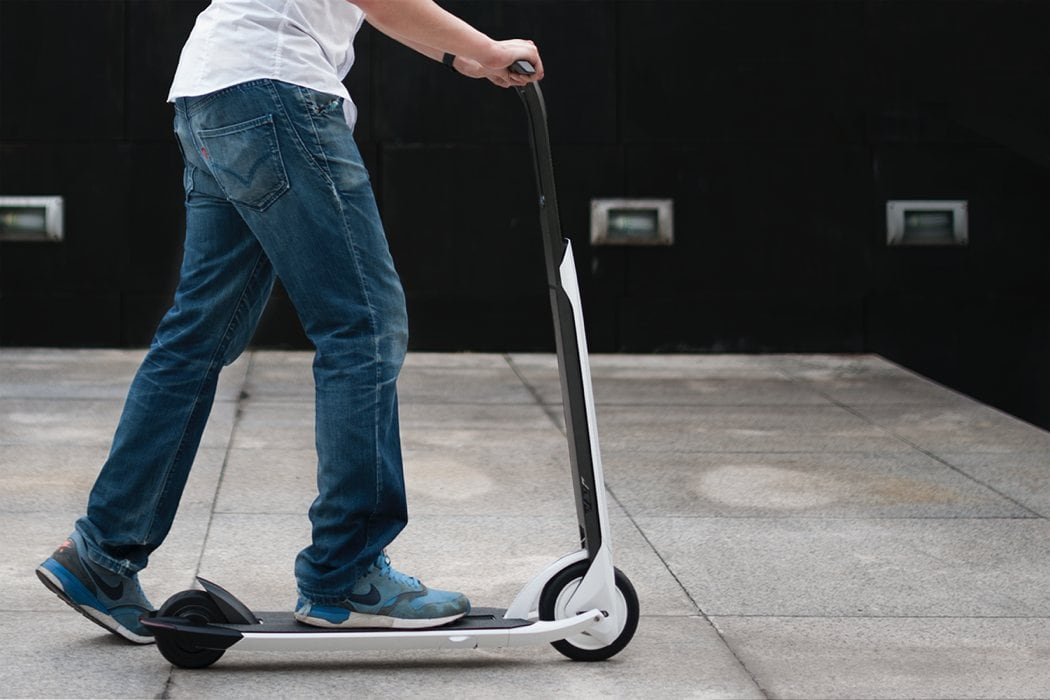 CityGo Urban es el Scooter metropolitano del futuro