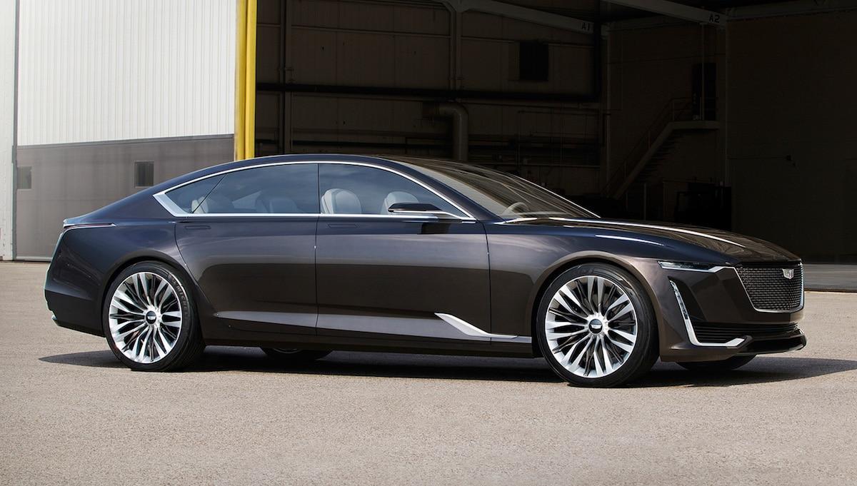 Ultra Lujoso Concepto De Cadillac Escala