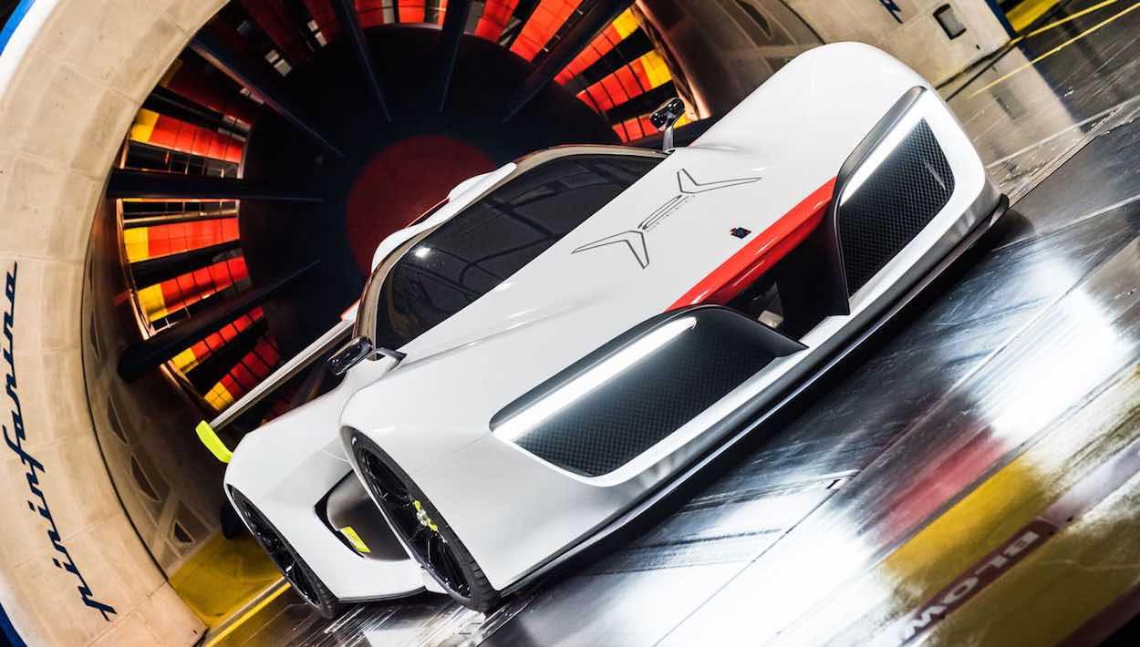 H2 Hydrogen Hellion: Echa un vistazo a este increíble concepto por Pininfarina