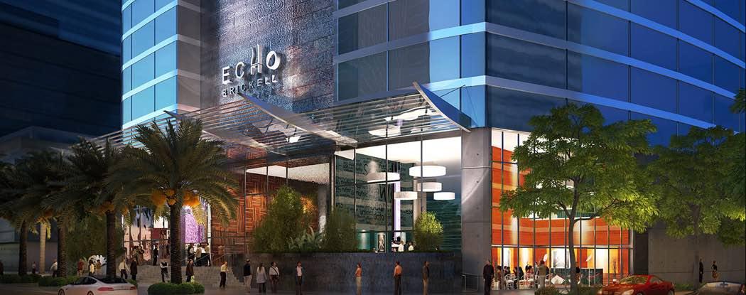 Echo Brickell: Nuevo condominio de lujo en Miami, Florida