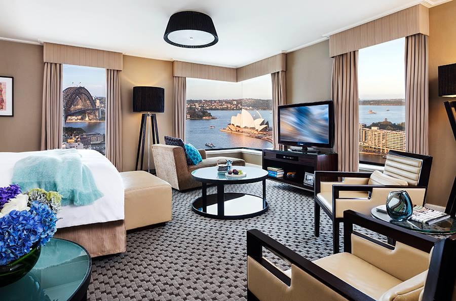 Four Seasons Hotel Sydney, Australia