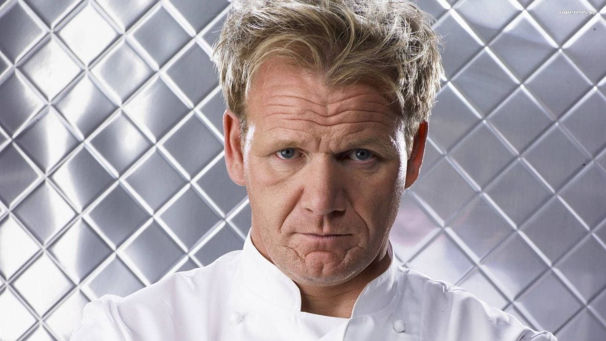 Gordon Ramsay, el bad boy