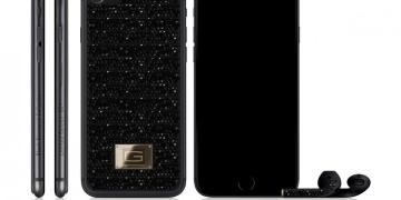 ¿Comprarías un exclusivo iPhone 7 con incrustaciones de diamante negro por $500.000?