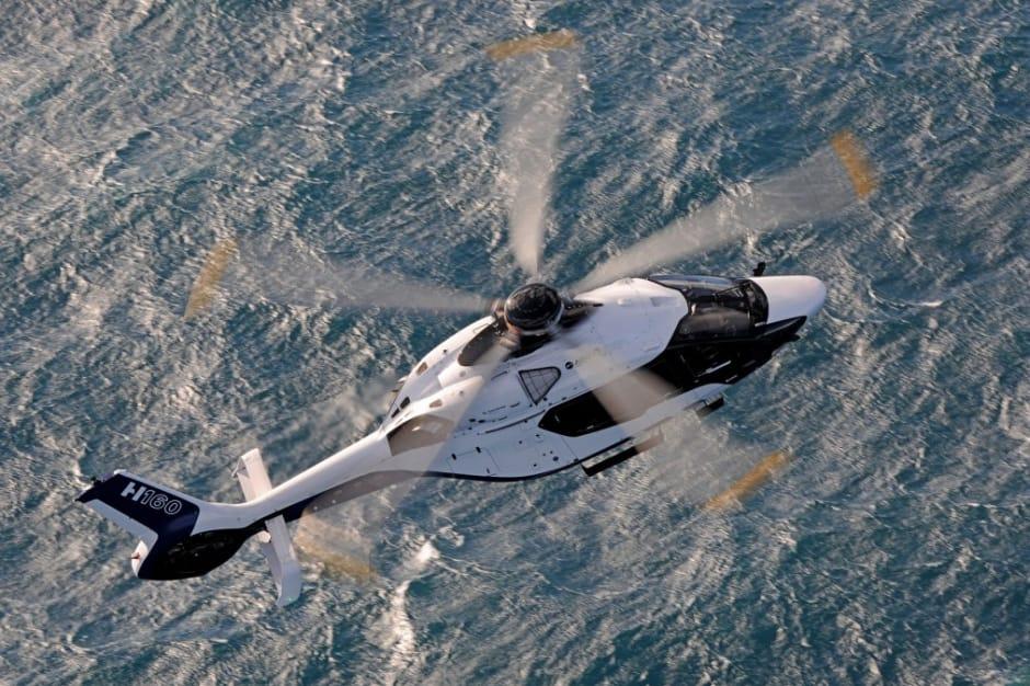 H160 VIP: Ultra lujoso helicóptero De $22 millones por Airbus